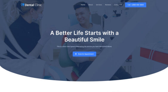 Clinic-Website-featured